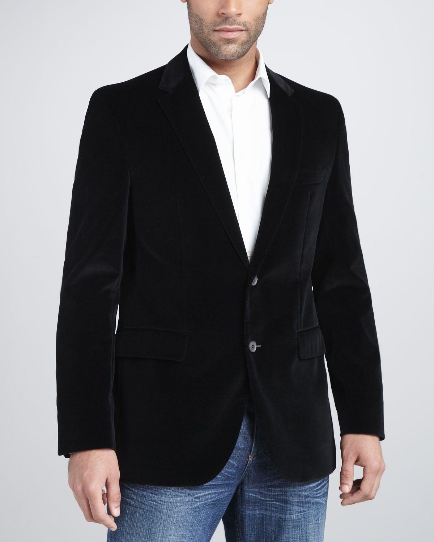 Hugo Boss Velvet Blazer