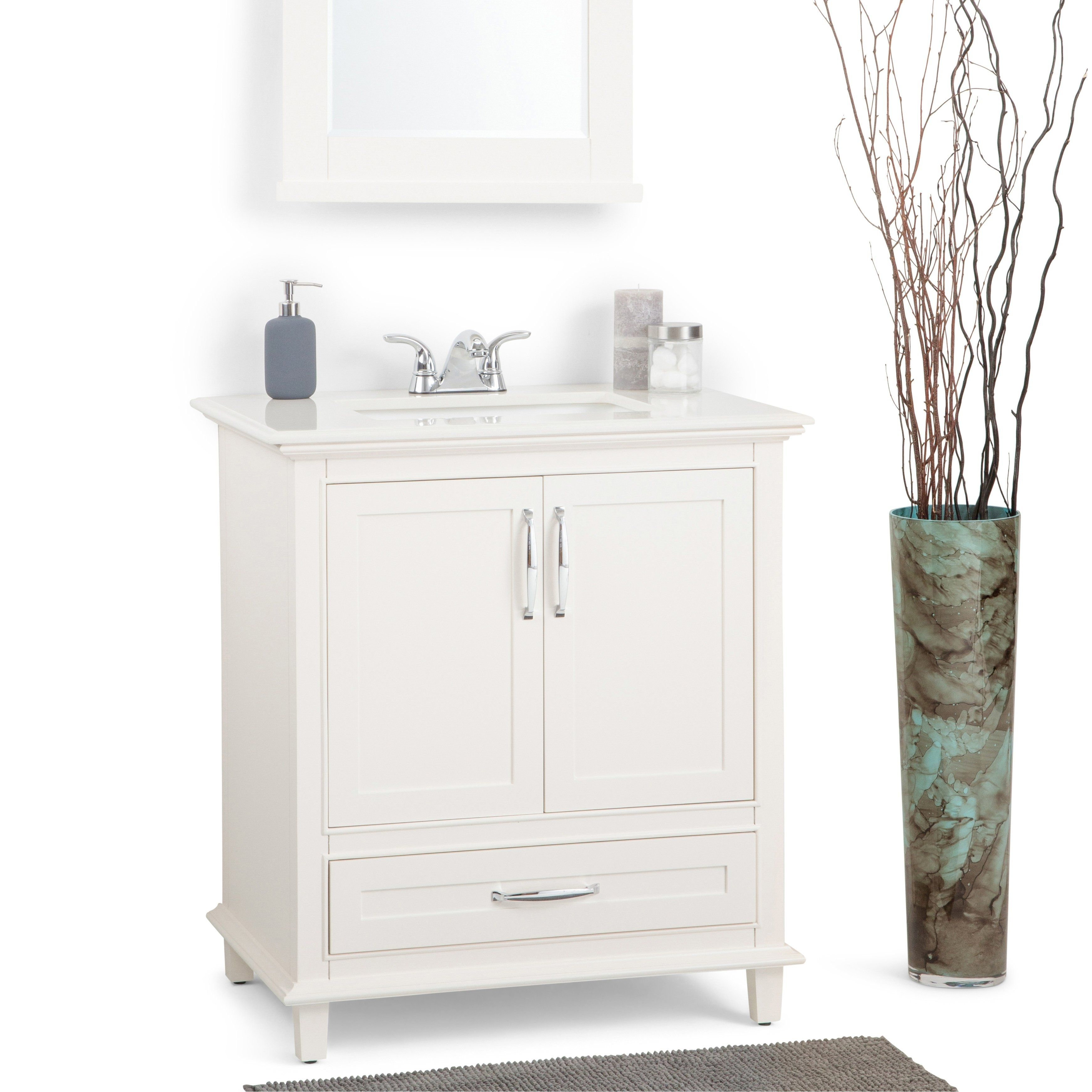 Home Decorators Collection Aberdeen 24 In W X 20 In D Bath