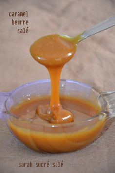 recette du caramel beurre salé | Le Sucré Salé d'Oum Souhaib