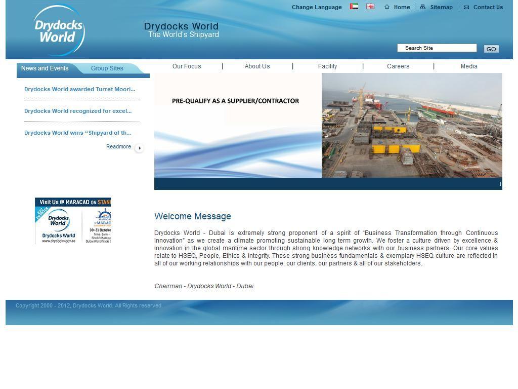 Drydocks World Dubai Etisalat Business Center, 67/1