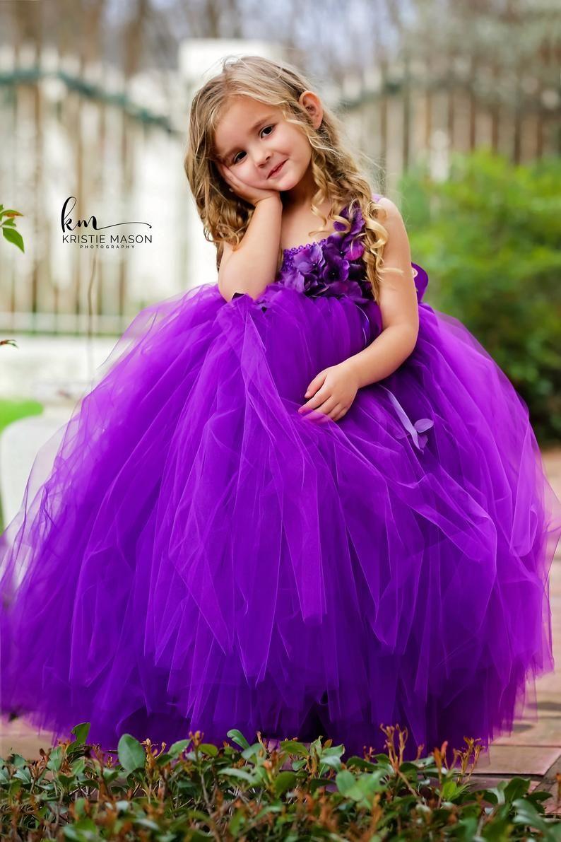 Purple Tutu Dress Flower Girl Jr Bridesmaid Birthday Wedding Photo Prop Purple Tutu Dress Hydrangea Tutu Dress Purple Tutu Dress Flower Girl Dresses Tutu Purple Tutu [ 1191 x 794 Pixel ]