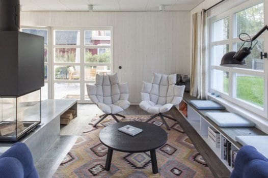 reetdachhaus ahrenshoop innenarchitektur susanne kaiser ostsee, Innenarchitektur ideen