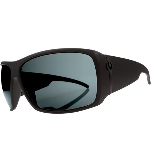 917f1753b3 Electric Big Beat Sunglasses (Matte Black Grey Polarized Lens)  159.95