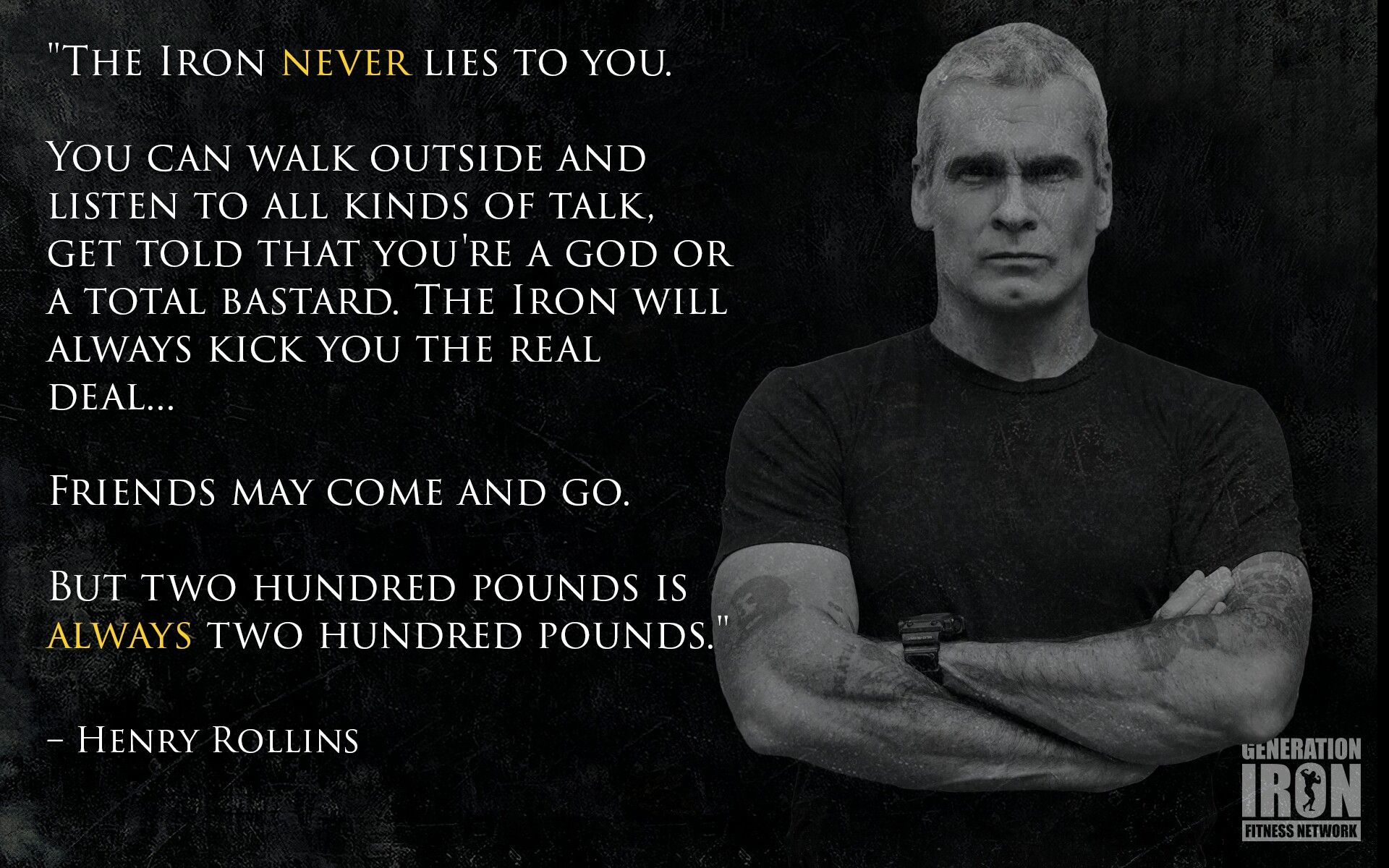 Henry Rollins Quotes Mesmerizing Pinatu On Quotes 2  Pinterest