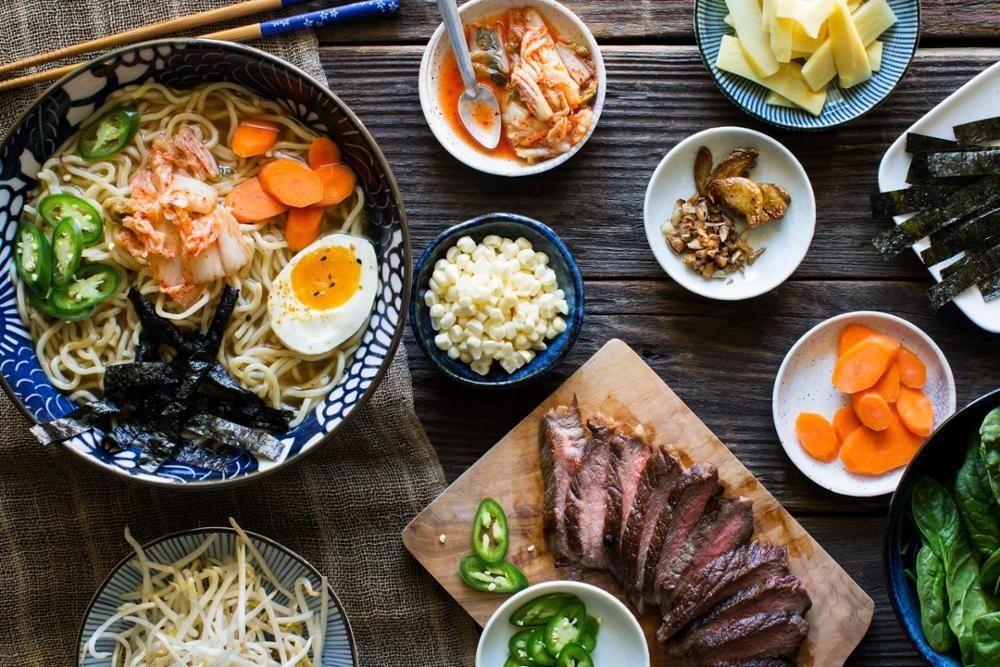 Be the Boss of Your Ramen Food, Vegan recipes, Brunch