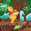 Este un joc online gratuit cu ursuletul Pooh, care va trebui sa adune cat mai multe borcane cu miere, fara sa fie intepat de albine. Pentru a incepe jocul vei face click pe...