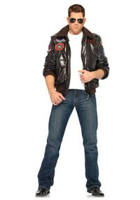 Men's Top Gun Bomber Jacket http://matteoparty.com/index_eproduct_view.php?products_id=1681