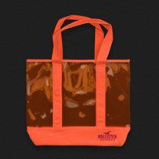 Orange Beach Bag   #InHollister   Hollisterco.com