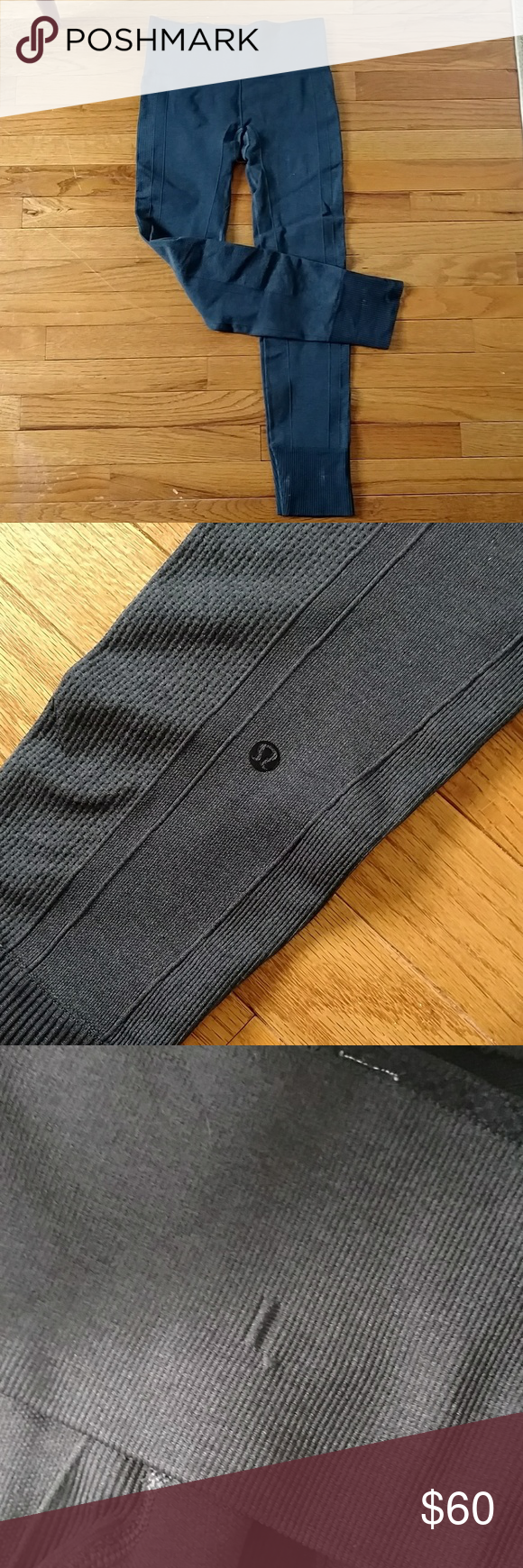 ceffb9c37929e6 Lululemon Ebb to Street Pant Perfect condition, super thick material. These  pants are absolutely