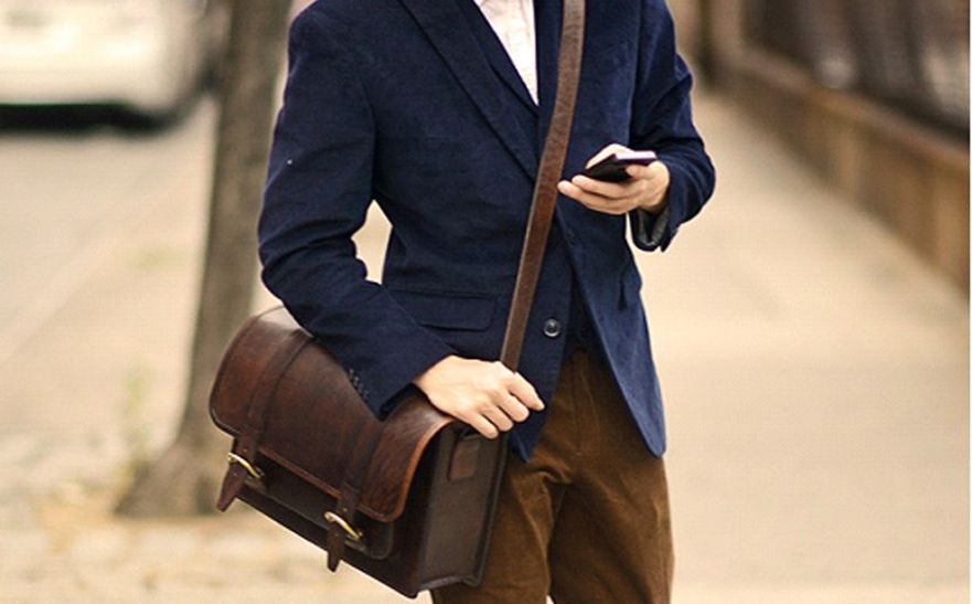 Leather Man Messenger Bag Click Here to Shop Quality Leather ...