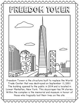 September 11th Memorial Freedom Tower Informational Text