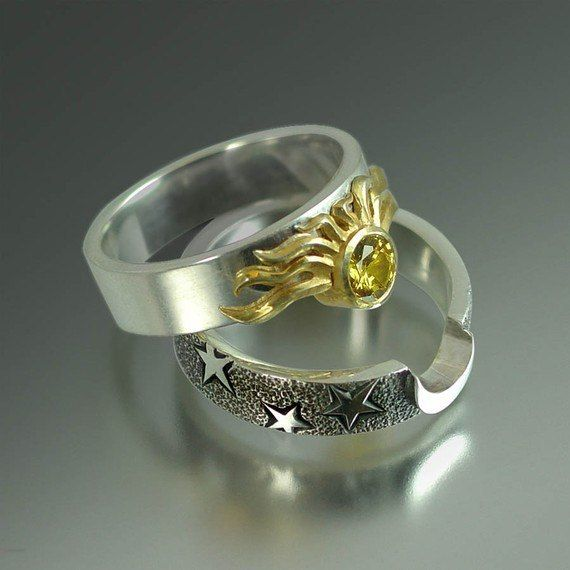 Game Of Thrones Rings Jewelry Jewels Wedding Band Sets