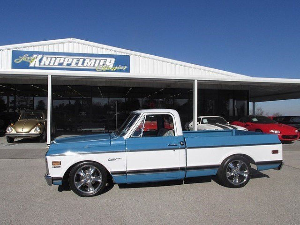 1972 Chevrolet C/K Trucks for sale near Blanchard