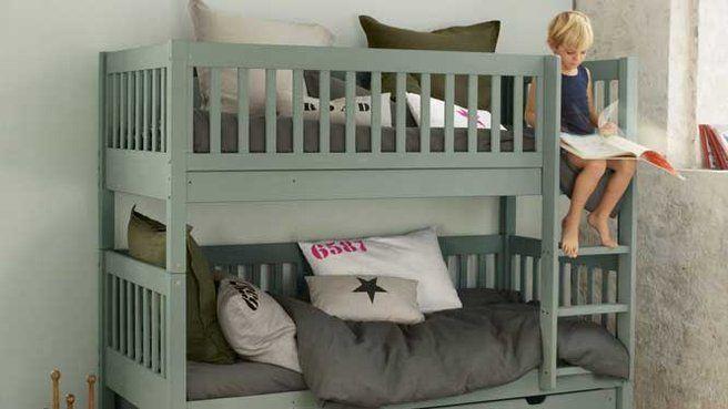 des lits superpos s pour accueillir deux enfants dans une chambre lit superpos superpose et. Black Bedroom Furniture Sets. Home Design Ideas