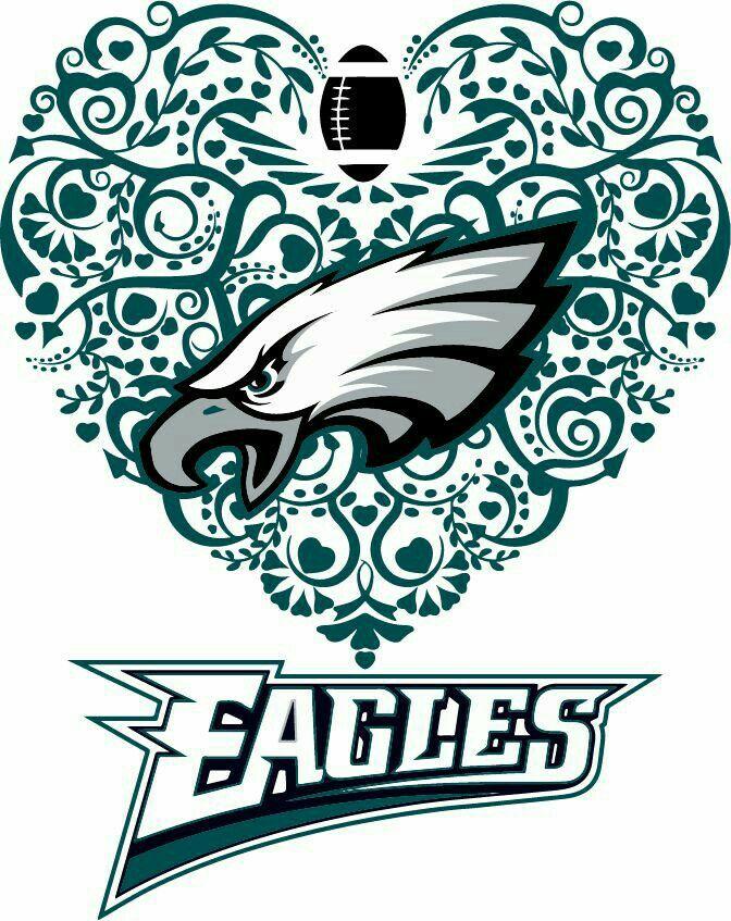 Pin by Nancy P on Eagles Philadelphia eagles football