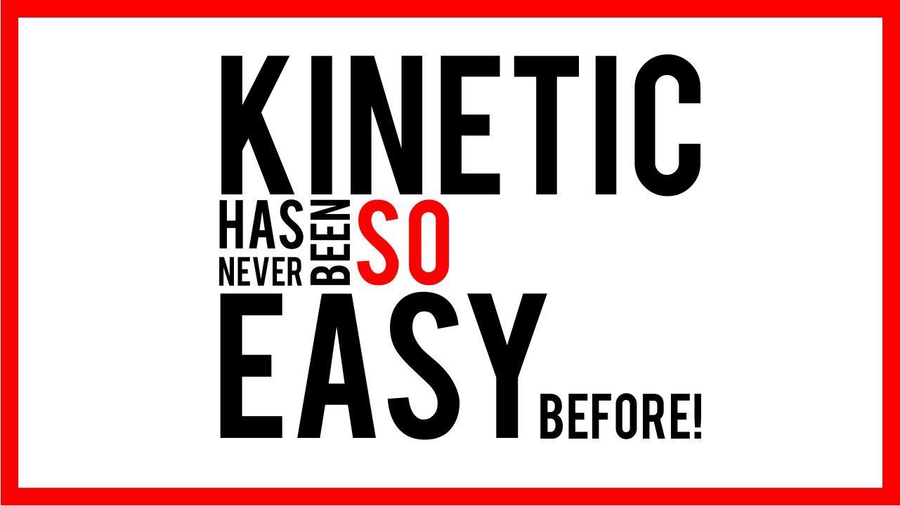 kinetic typography text animation