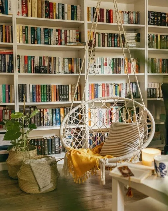 How To Set Up A Cosy Reading Nook