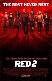 Red 2 (2013) Digital Copy ONLY