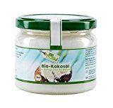 huile de noix de coco native -haute qualité- huile de coco (100ProBio) (250ml)