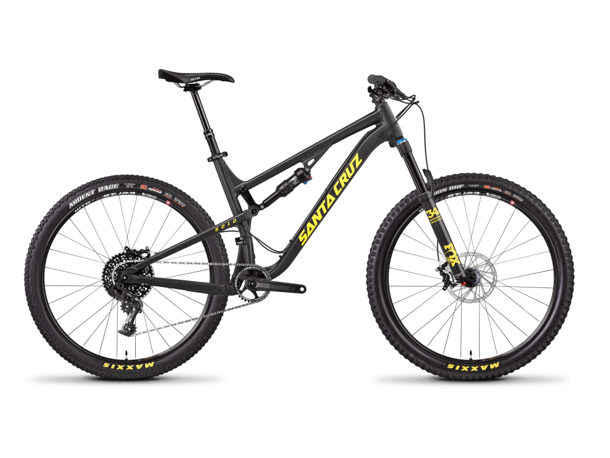 Santa Cruz Adds New Aluminum Frames And Expanded Builds For 2017