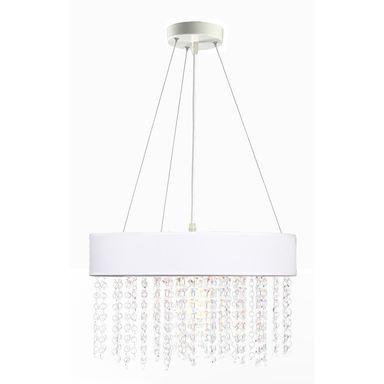 Lampa Wiszaca Madryt Biala E27 Light Prestige Zyrandole Lampy Wiszace I Sufitowe W Atrakcyjnej Cenie W Sklepach Leroy Merl Ceiling Lights Chandelier Decor