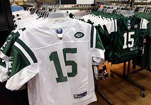 New York Judge Blocks Sales of Jets - Tebow Apparel
