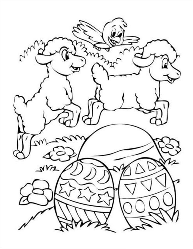 Free Printable Easter Egg Coloring Pages For Kids Easter Printables Free Dog Coloring Page Coloring Easter Eggs