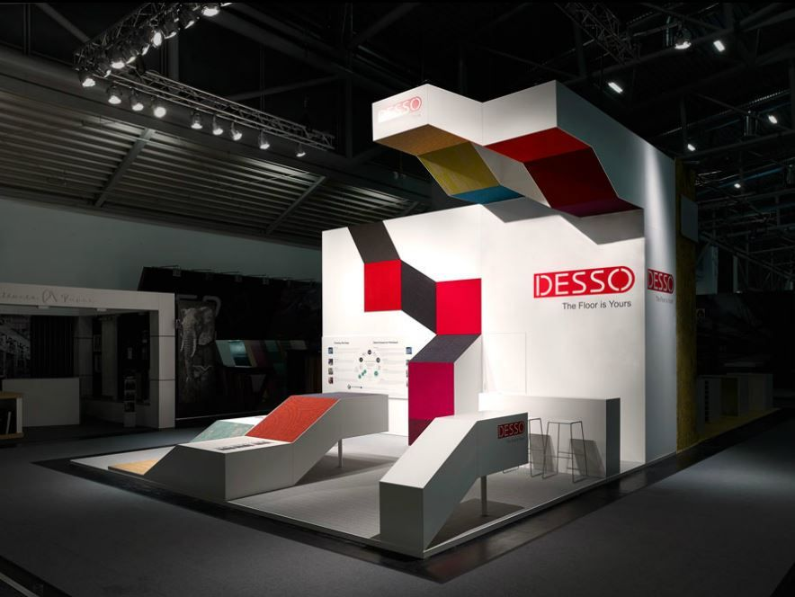 Exhibition Booth Icon : Creative point of purchase displays and exhibition booths