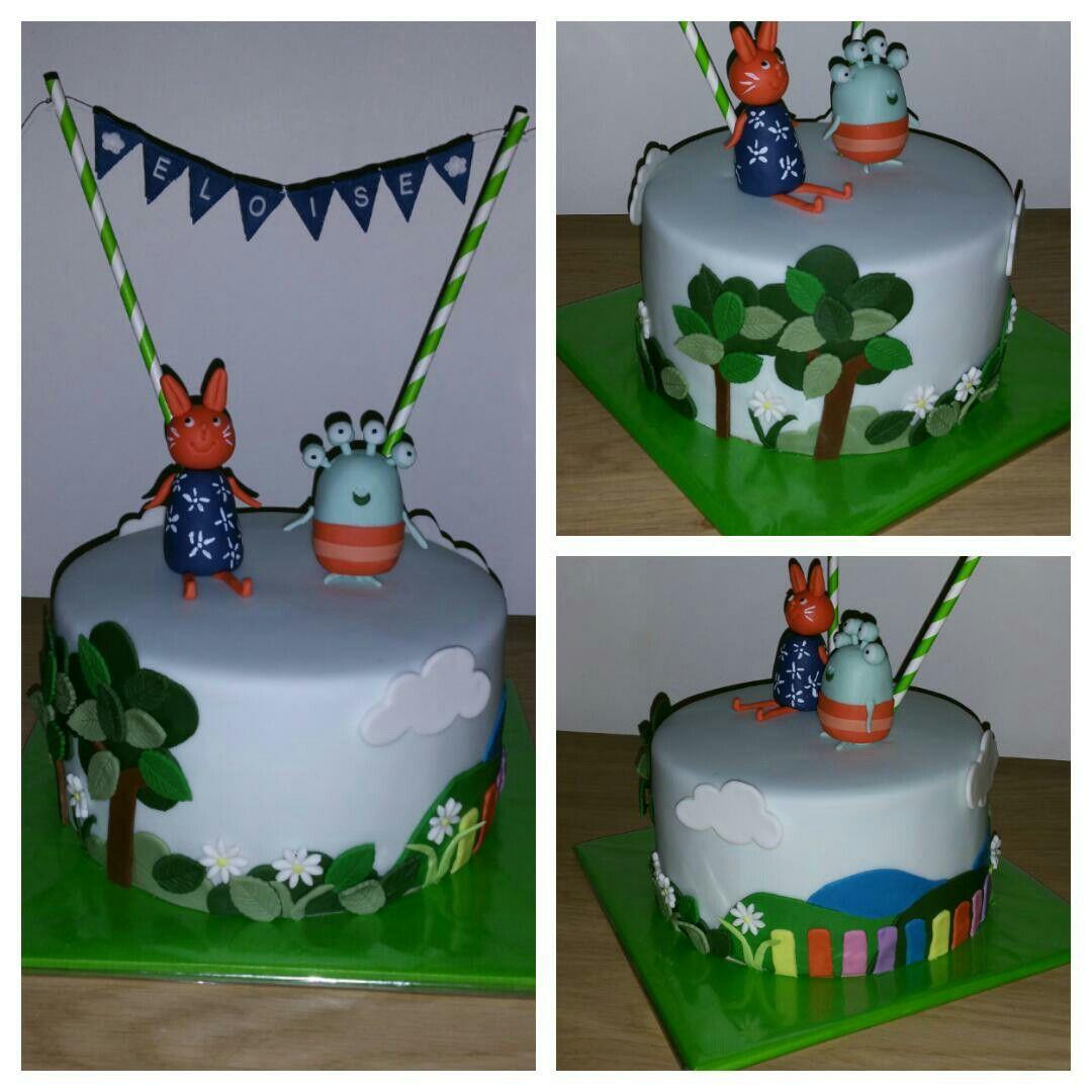 Wanda And The Alien Cake Birthday Ideas Pinterest Alien Cake