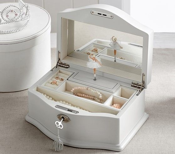 33++ Pottery barn musical jewelry box ideas in 2021