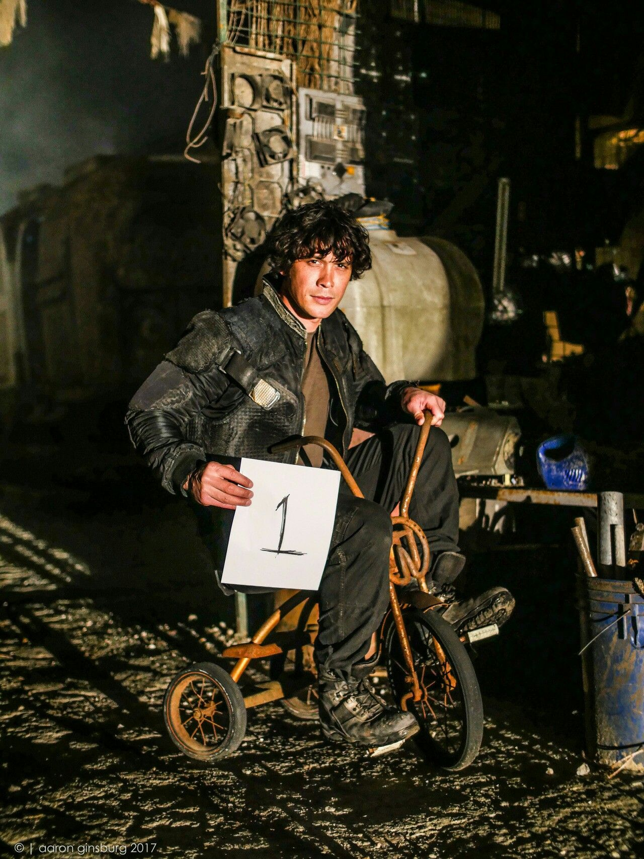 Pin by Laura Broøks on The 100 in 2019 | Bob morley, The 100, The