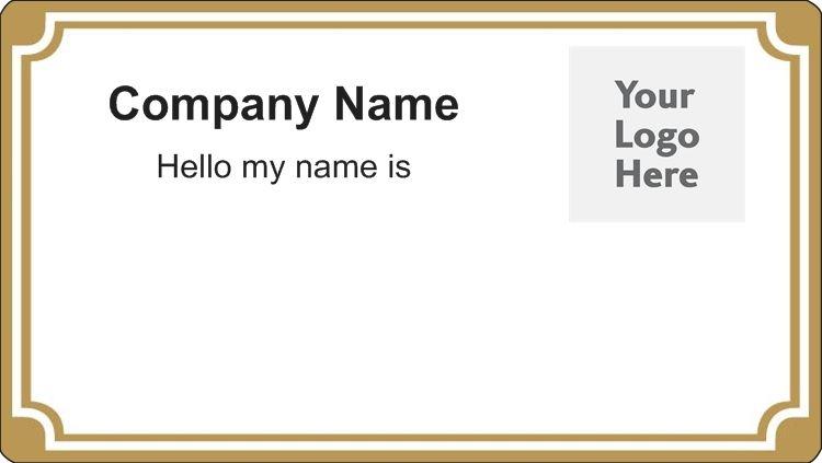 Name Tags Printable