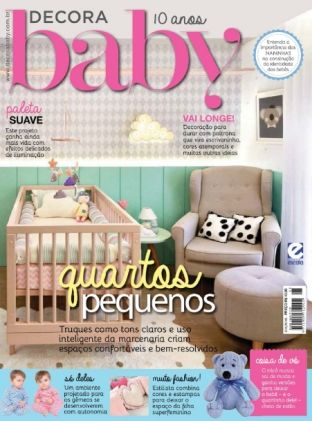Decora Baby - Brazil - Issue 95 - Outubro 2016