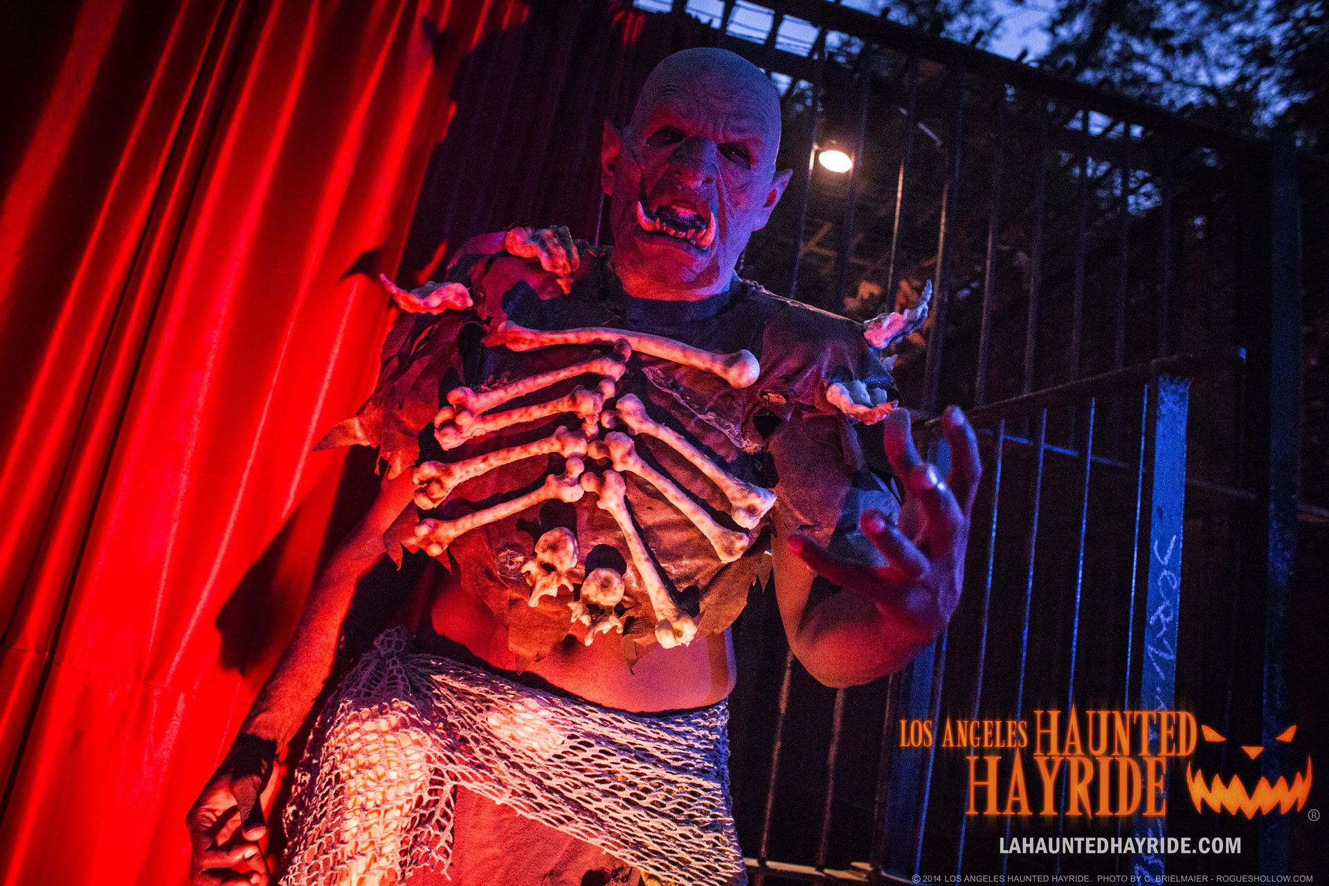The Los Angeles Haunted Hayride Has Become An Iconic Hollywood Tradition That Remains Unparalleled And Unma Haunted Hayride Los Angeles Haunted Hayride Hayride