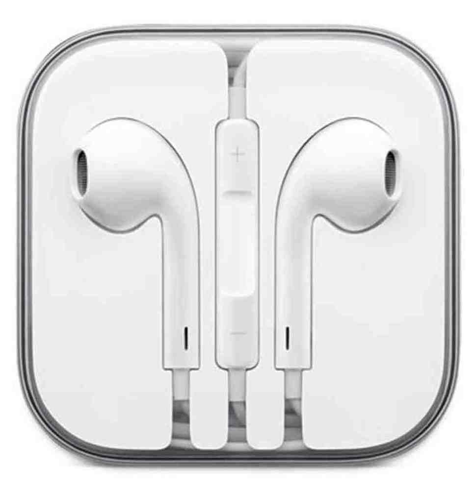 New Earpods Earphones Headset With Remote Mic For Apple Iphone 6 6s 5 5s Unbrandedgeneric Apple Earphones Iphone Earphones Iphone Earbuds
