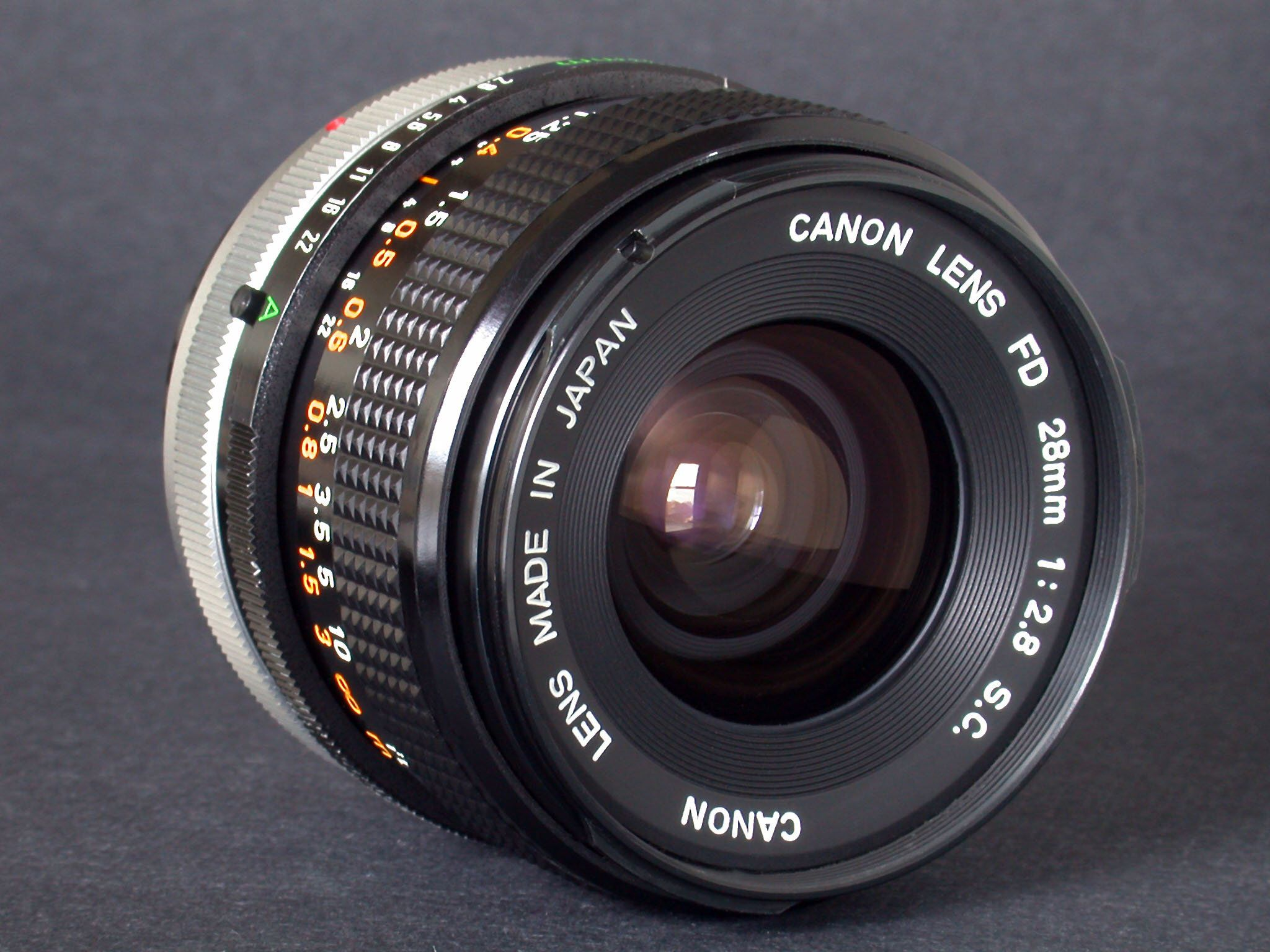 Canon Fd 28mm F 2 8 S C Wa Wide Angle Prime Lens 4 Students Etsy Prime Lens Wide Angle This Or That Questions