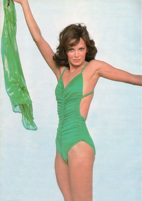 69ca9ab729 Jaclyn Smith. I had that same bathing suit. | THINGSTO WEAR ...