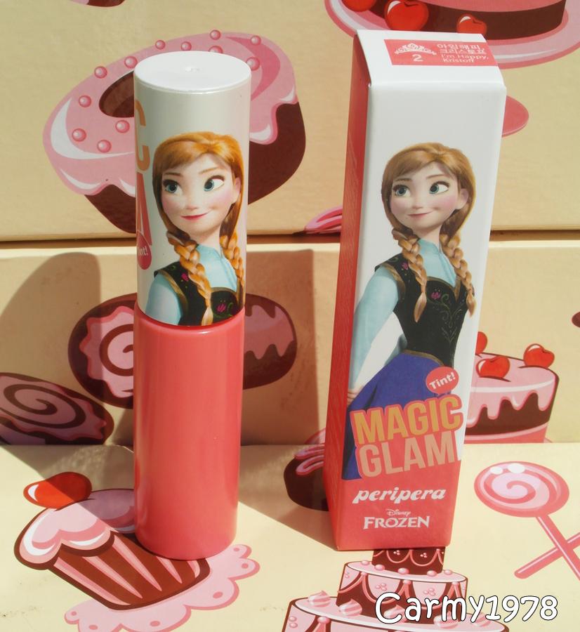 clio peripera Magic Glam Frozen