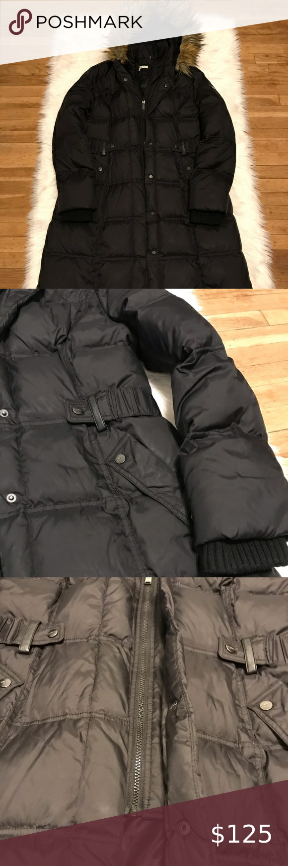 Dkny Black Winter Puffer Coat Winter Puffer Coat Puffer Coat Dkny [ 1740 x 580 Pixel ]