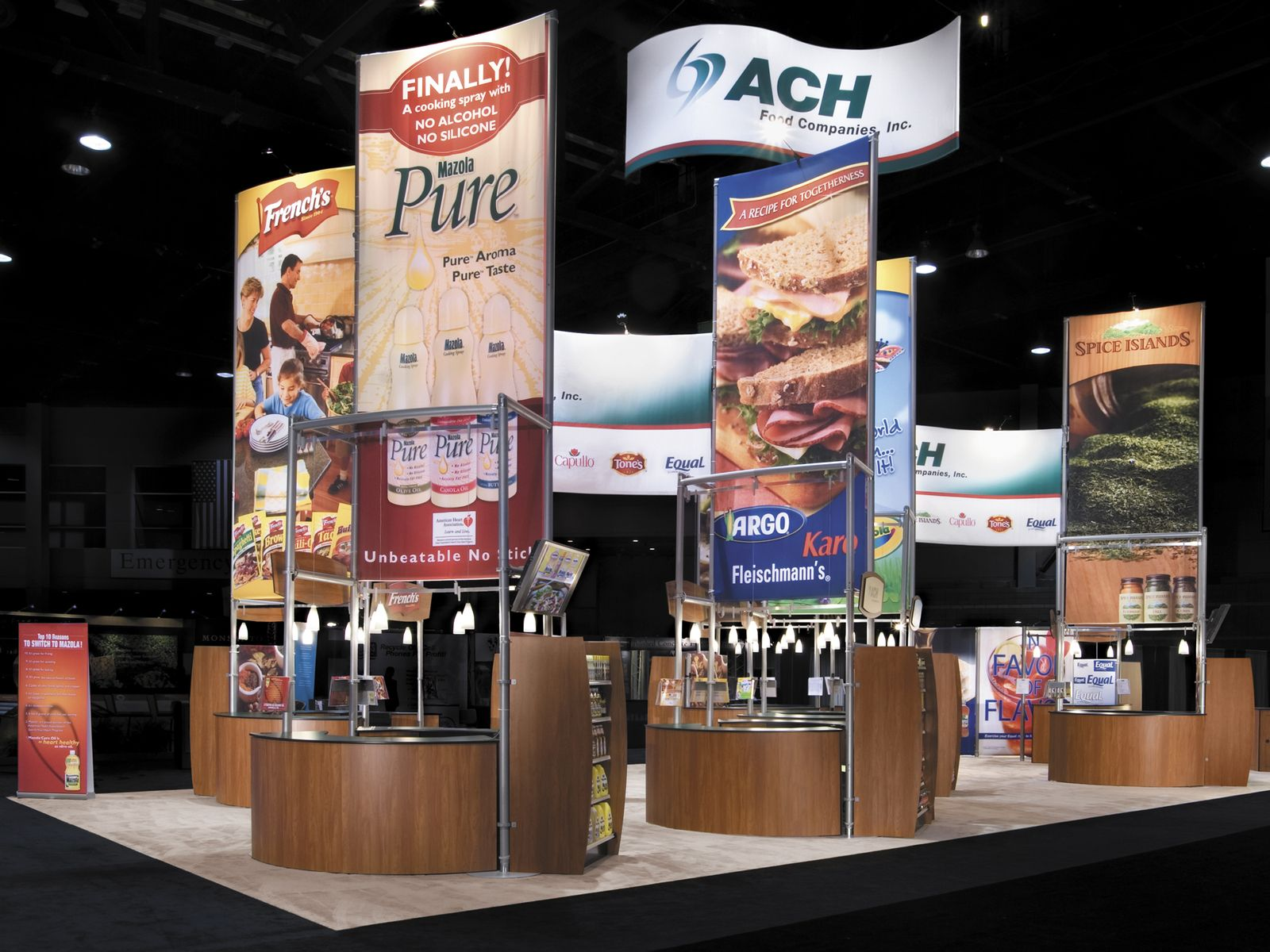 Exhibit design ideas inspiration trade show displays for Trade exhibition
