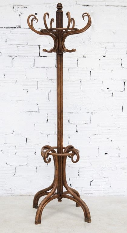 Vintage Coat Stand Thonet Coat Stand Thonet Chairs Home Decor New Vintage Standing Coat Rack