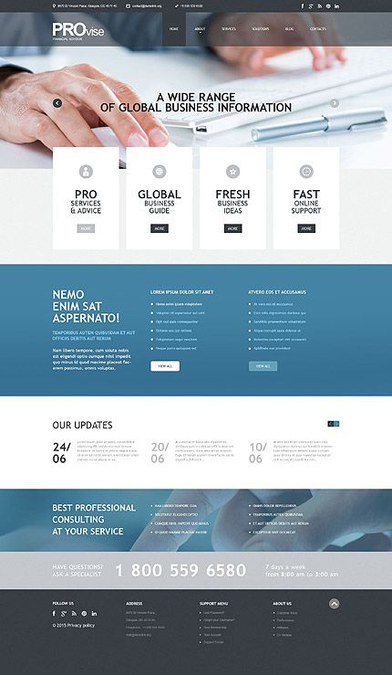 Top 20 High Performing Business Wordpress Themes Business Wordpress Themes Wordpress Website Design Web Design