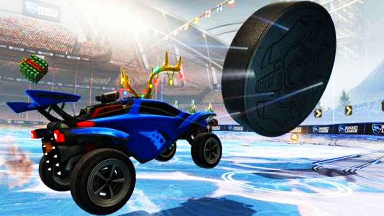 Rocket League Review Kicking it into High Gear Games