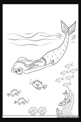 50 Ausmalbilder Delphin Meerjungfrau Farbung Ausmalbilder Meerjungfrau Delphine