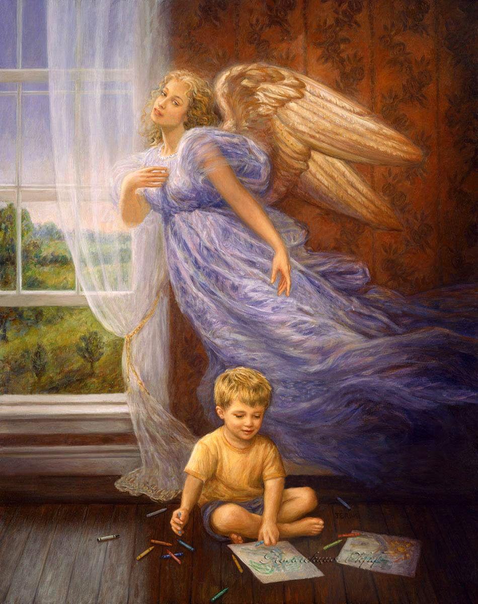 Поиск ангел в картинках