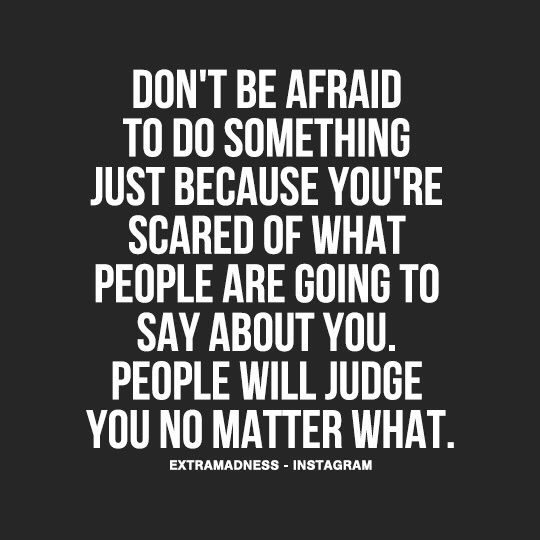 Evanelevation Fear Quotes Mean People Quotes Relatable Quotes