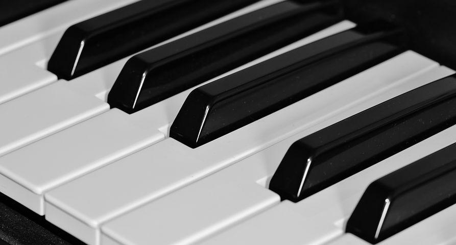 Piano, Keyboard, Keys, Music Фортепиано, Клавиатура, Обои