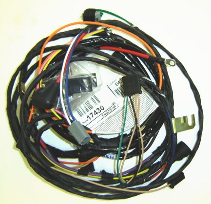 Chevelle Engine Wiring Harness 1964 72 Chevelle Call 1 631 242