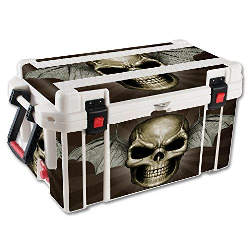 Mightyskins Protective Vinyl Skin Decal For Pelican 65 Qt Cooler Wrap Cover Sticker Skins Skeletor Check This Awesome P Unique Vinyl Decals Cool Wraps Vinyl