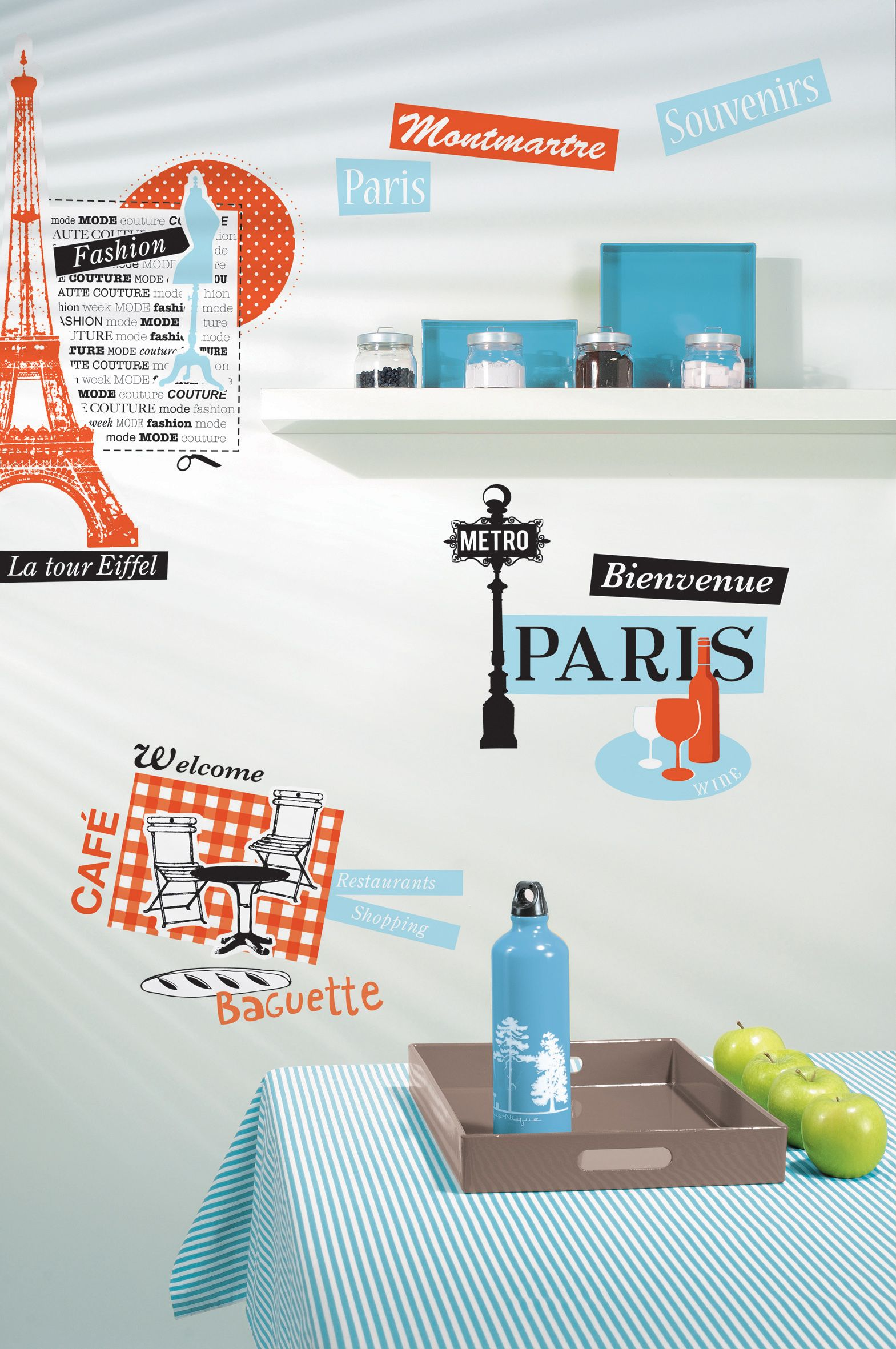 Collection : TRENDY STICKERS 2 / French Touch #Stickers #decoration ...